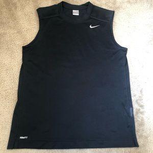 (Nike) dry fit Mesh Tank top